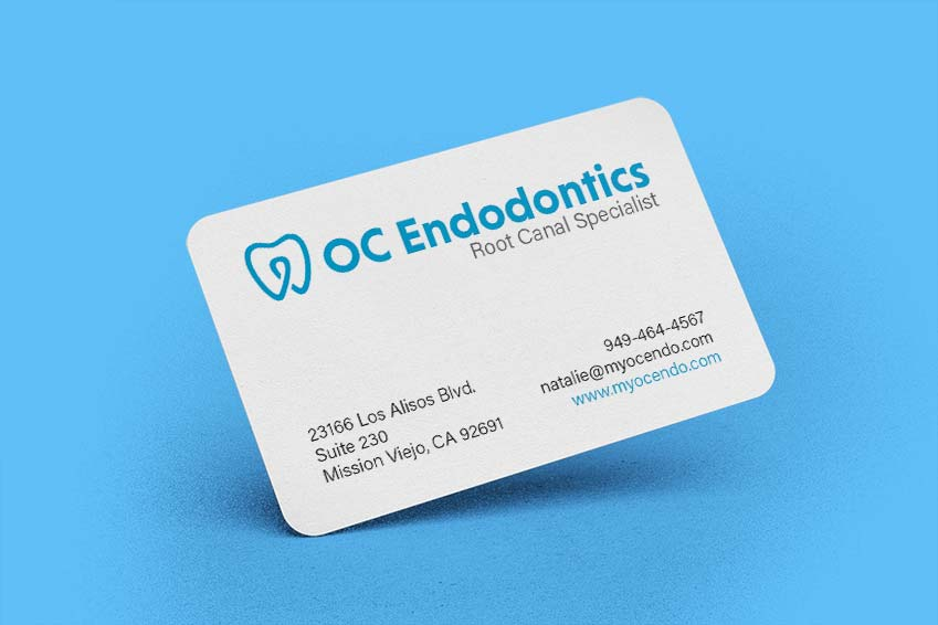 Orange County dentist office case study for Orange County Endodontics