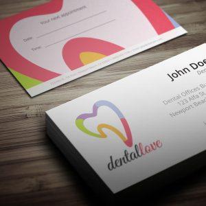 Download: Dentist Business Card