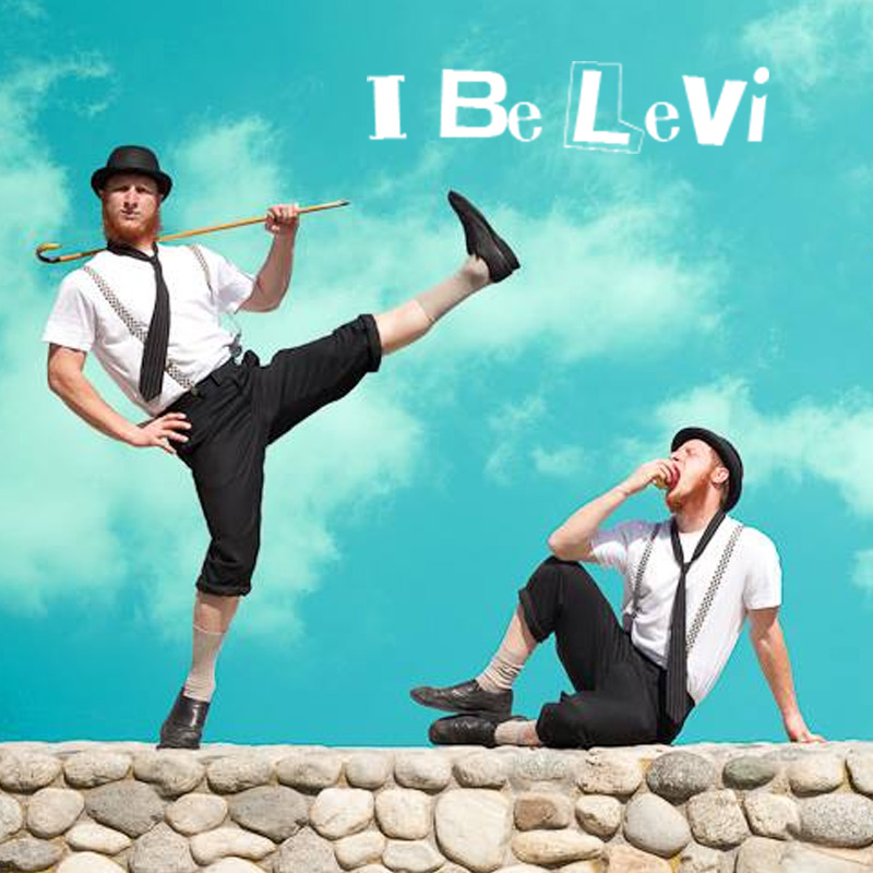 Web design photographer case study for IBeLevi