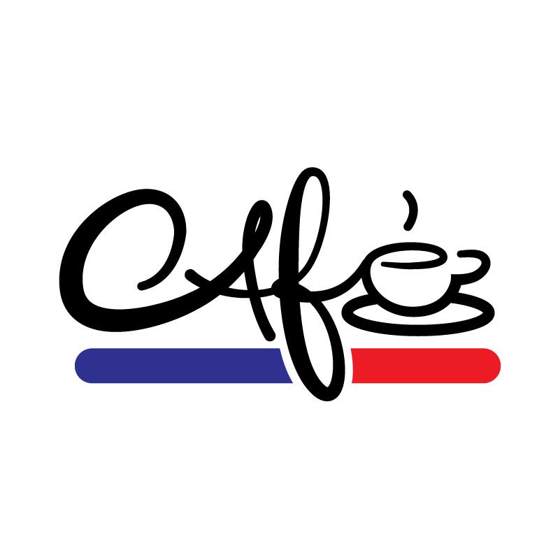 Cafe Paris Coffee shop logo