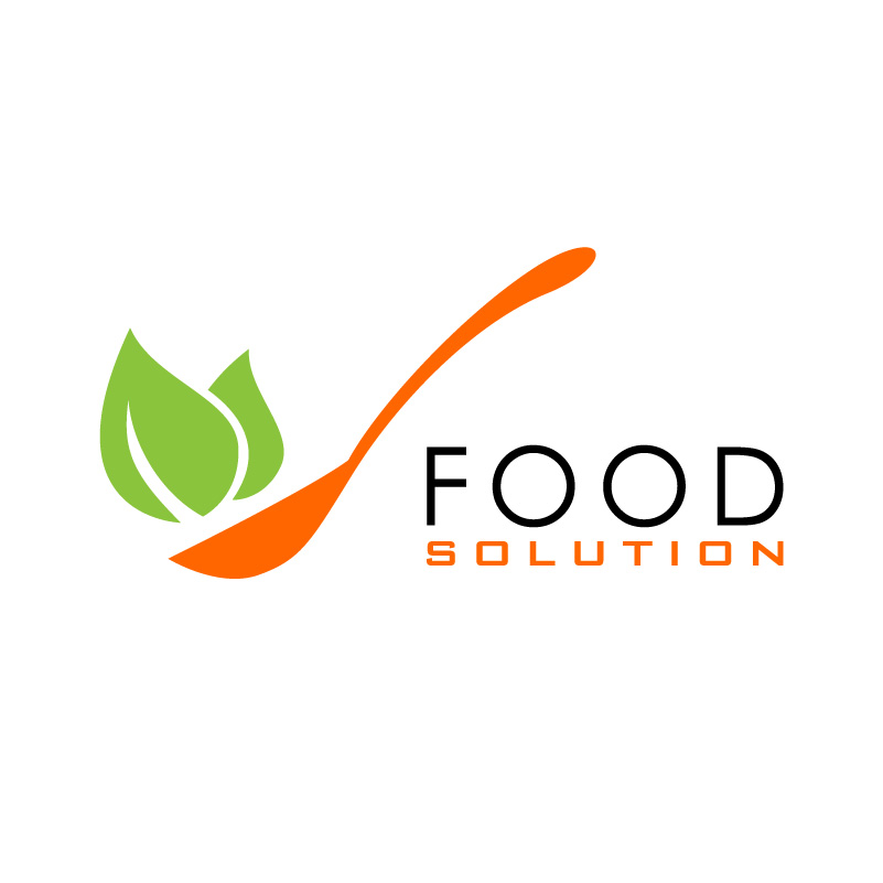 Food Solution Restaurant Logo