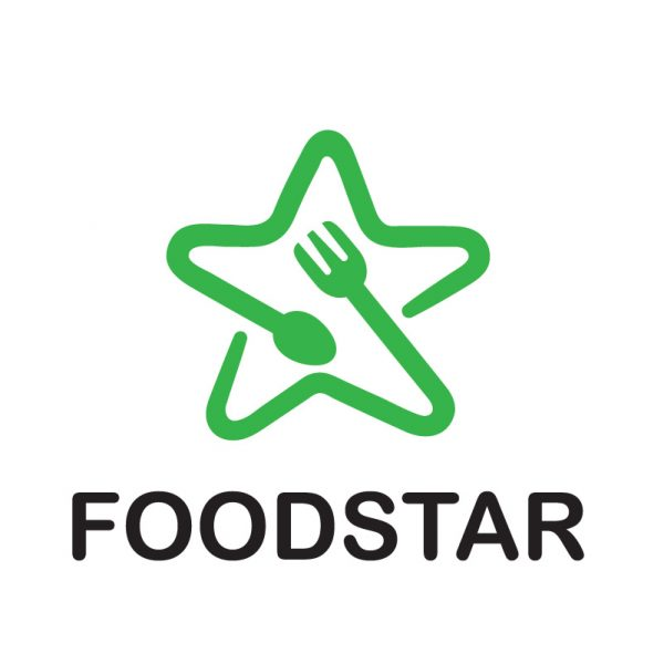 FoodStar Delivery Logo