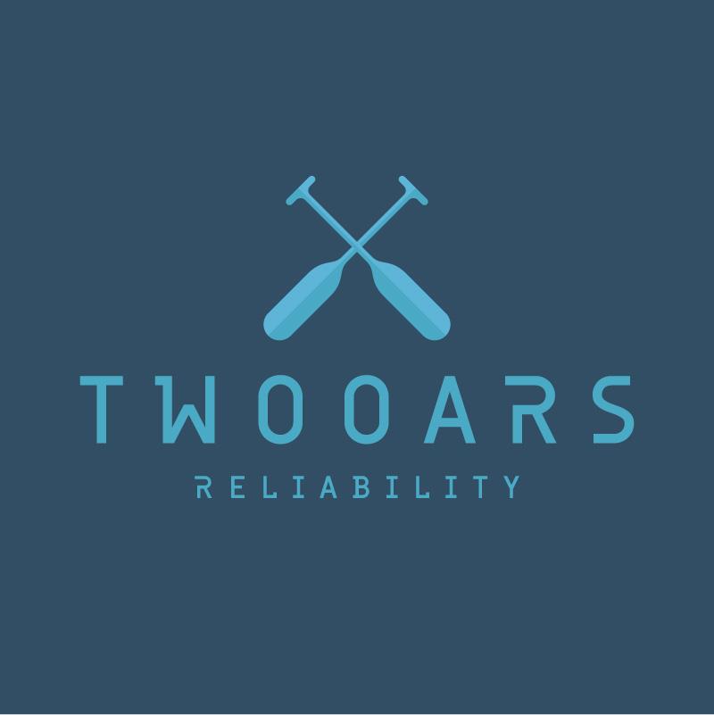Two Oars Logo