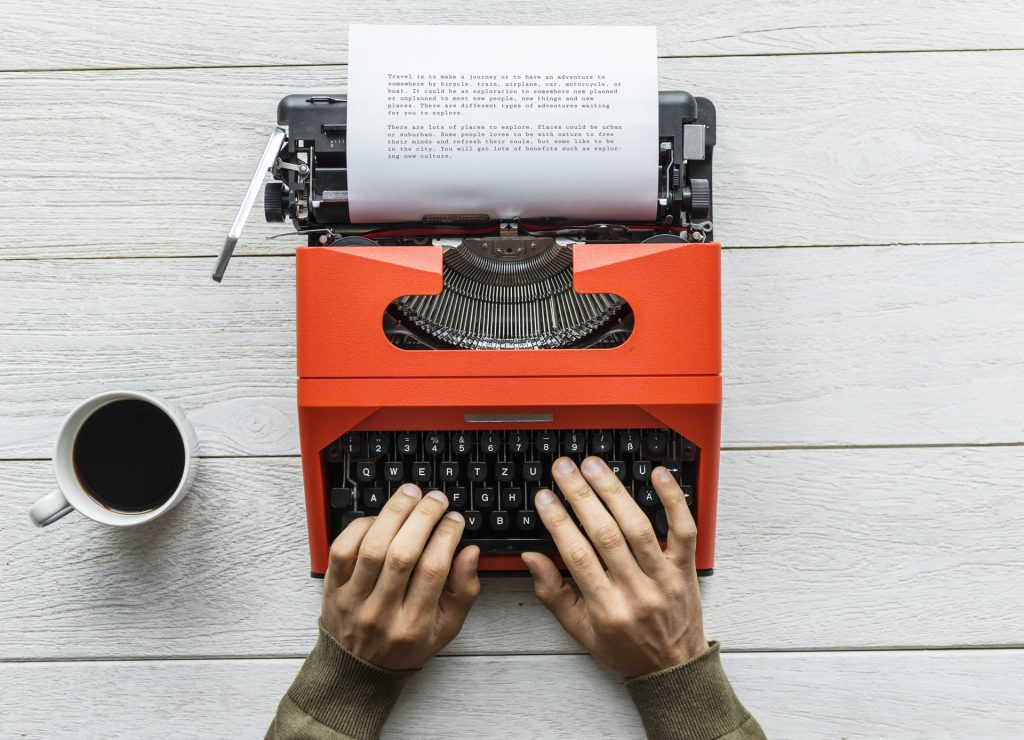 best way to write a blog post