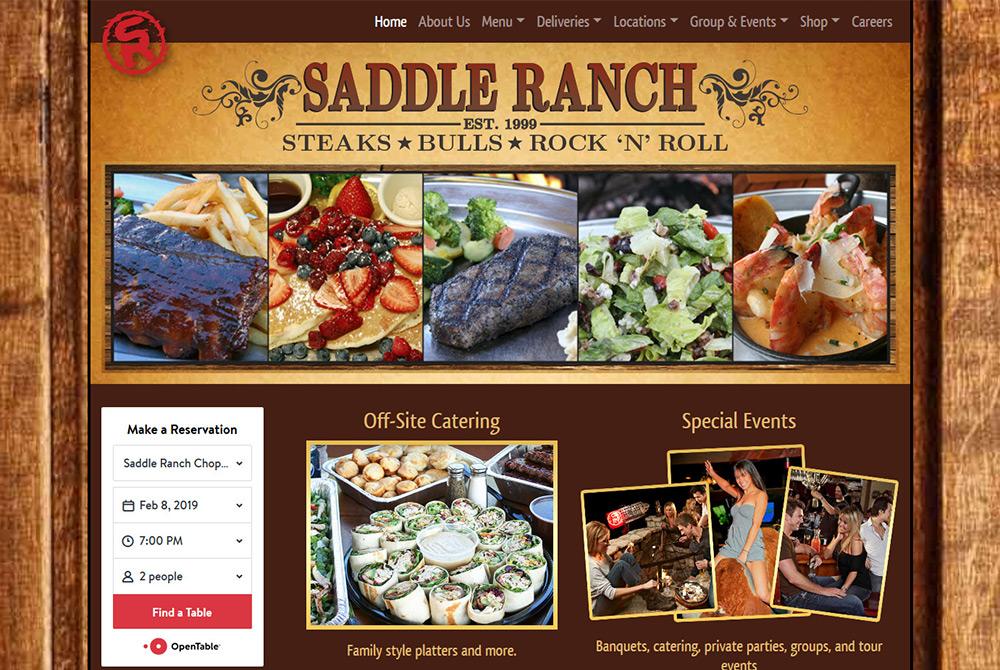 Orange County restaurant web design ada compliant