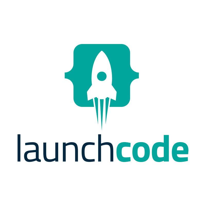 High Tech Developer Logo Design